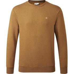 tentree TreeFleece Classic Crew Sweater Men, marrón